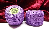 Cotton Perle 12 Light Purple