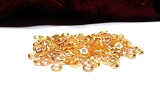 5g O-Beads Crystal Yellow Rainbow