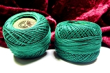 Cotton Perle 12 Dark Green